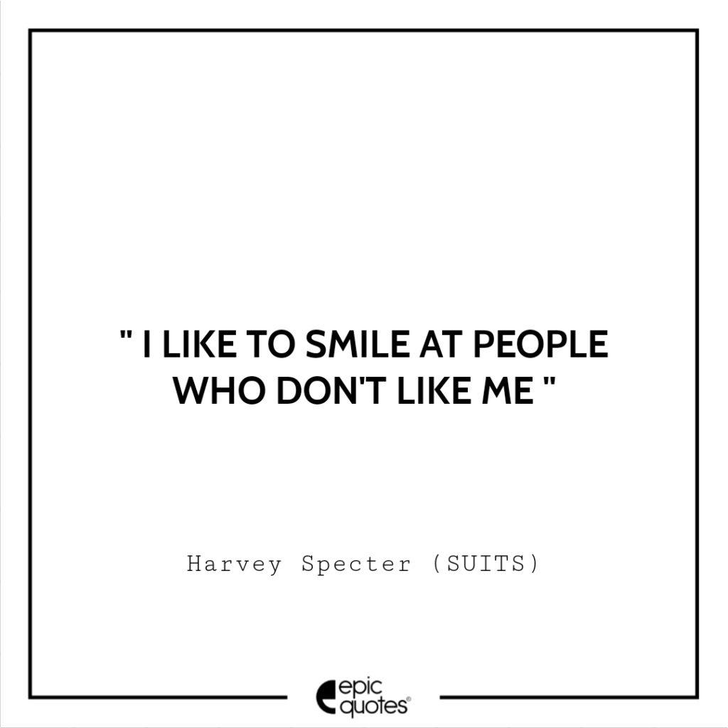 best harvey specter quotes