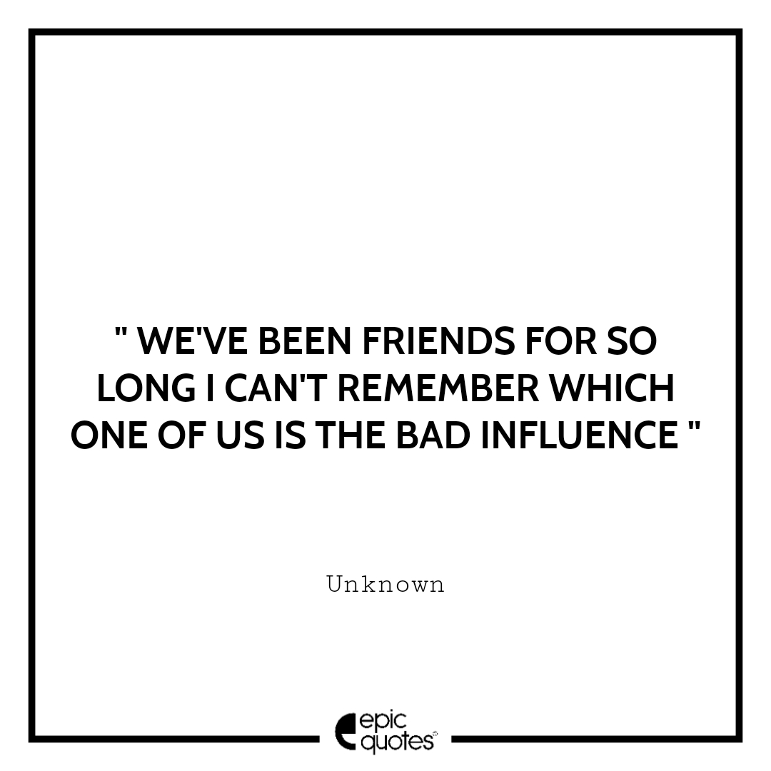 Epic Quote on Friendship