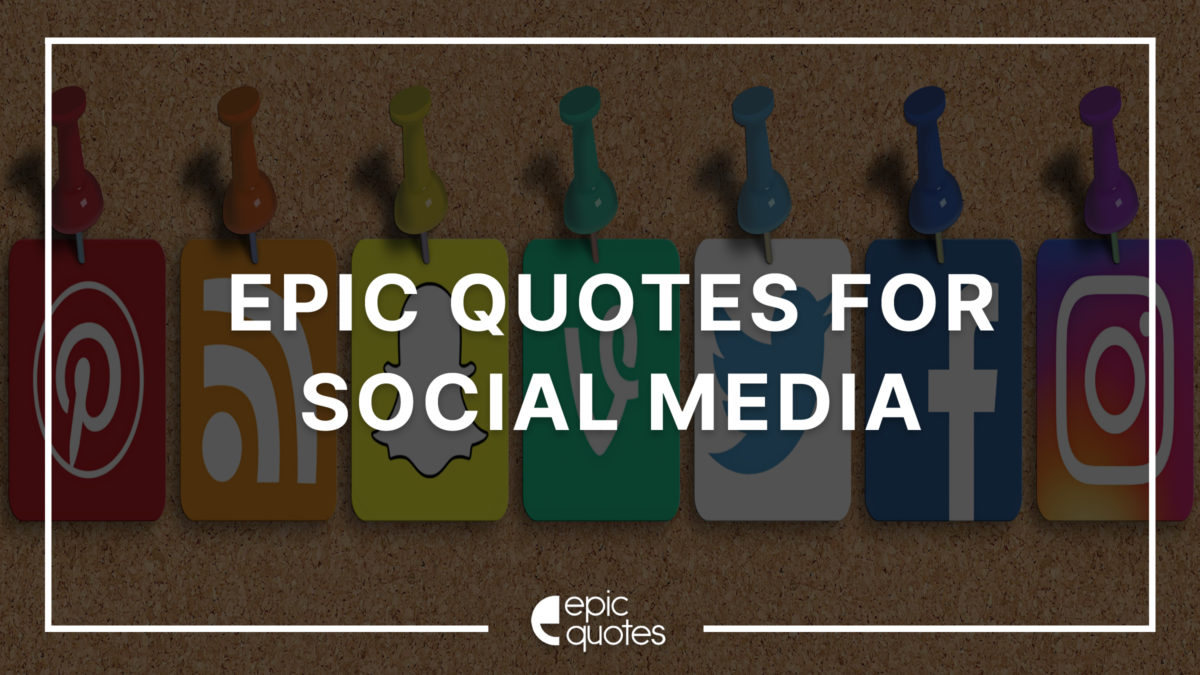 quotes for social media