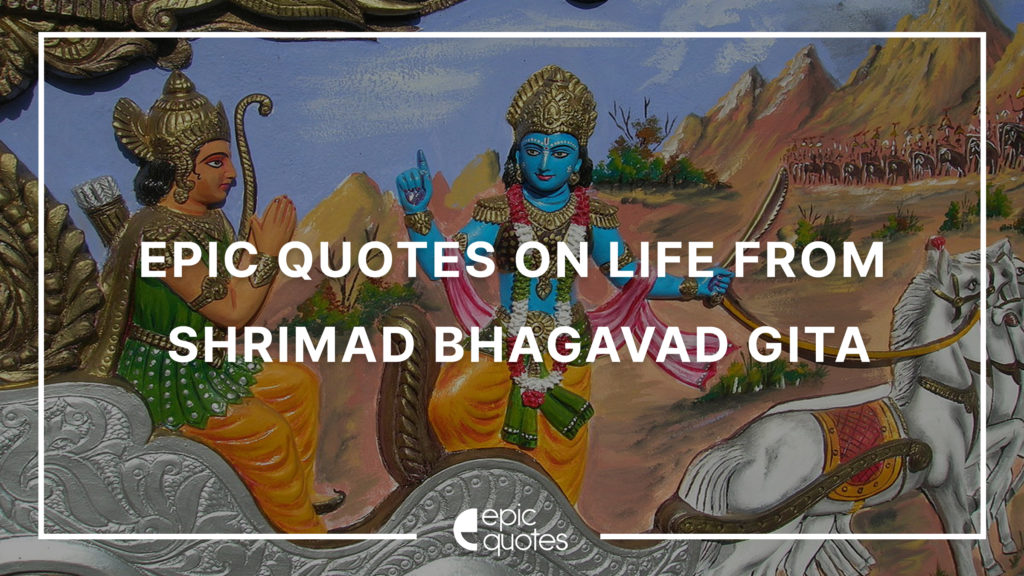 15  Life Lessons to learn from Shrimad Bhagavad Gita
