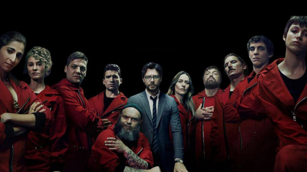 If You Think You're A Money Heist Expert, This Quote Quiz Might Change Your Mind