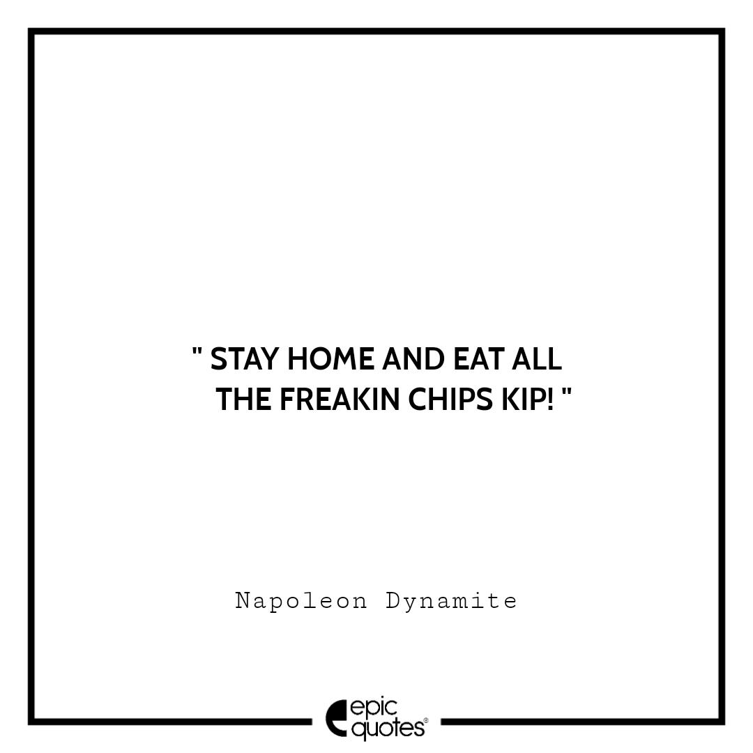 Napoleon Dynamite quotes