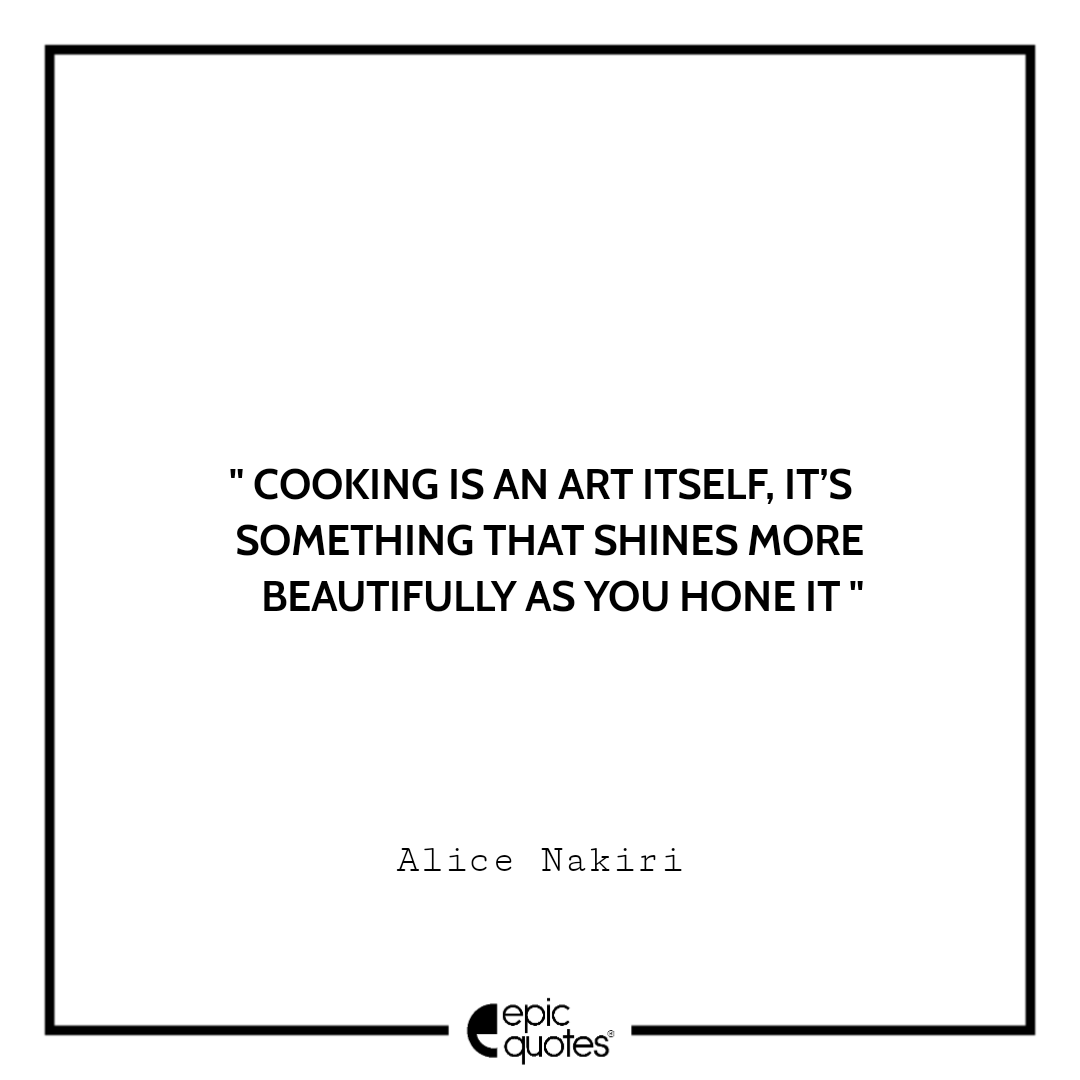 Best Food Wars quotes of all time