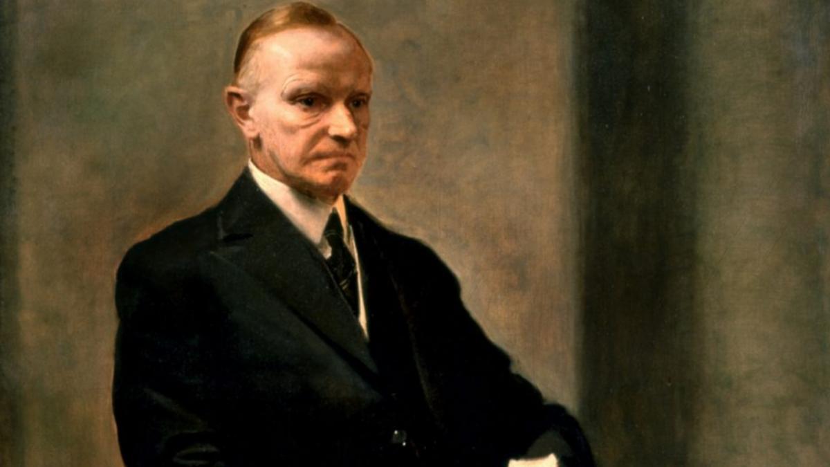 Best Calvin Coolidge quotes