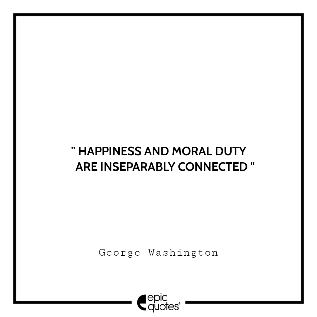 Best George Washington quotes to read