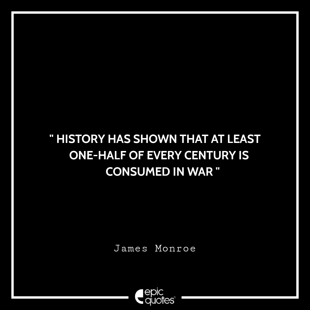 Best quotes by James Monroe