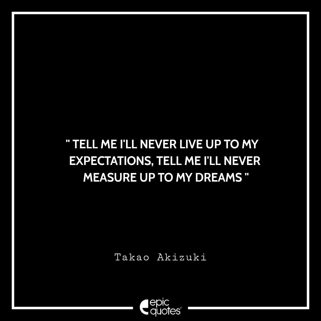 Best garden of words anime quotes
