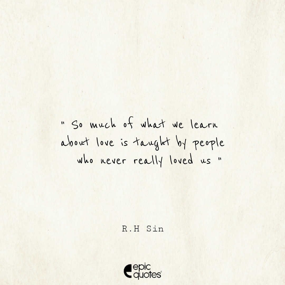 Love Quote & Heartbreak Quote