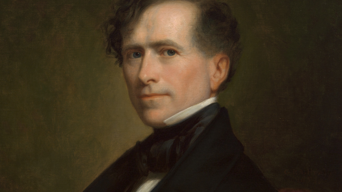 Franklin Pierce quotes