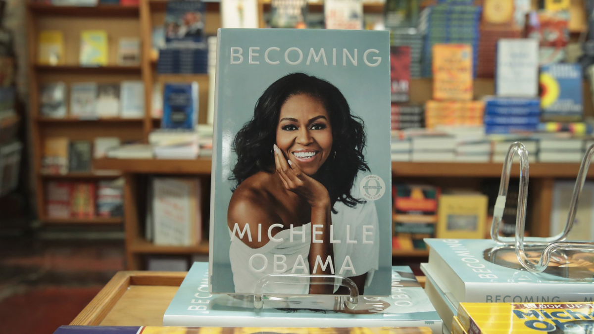 Becoming By Michelle Obama quotes
