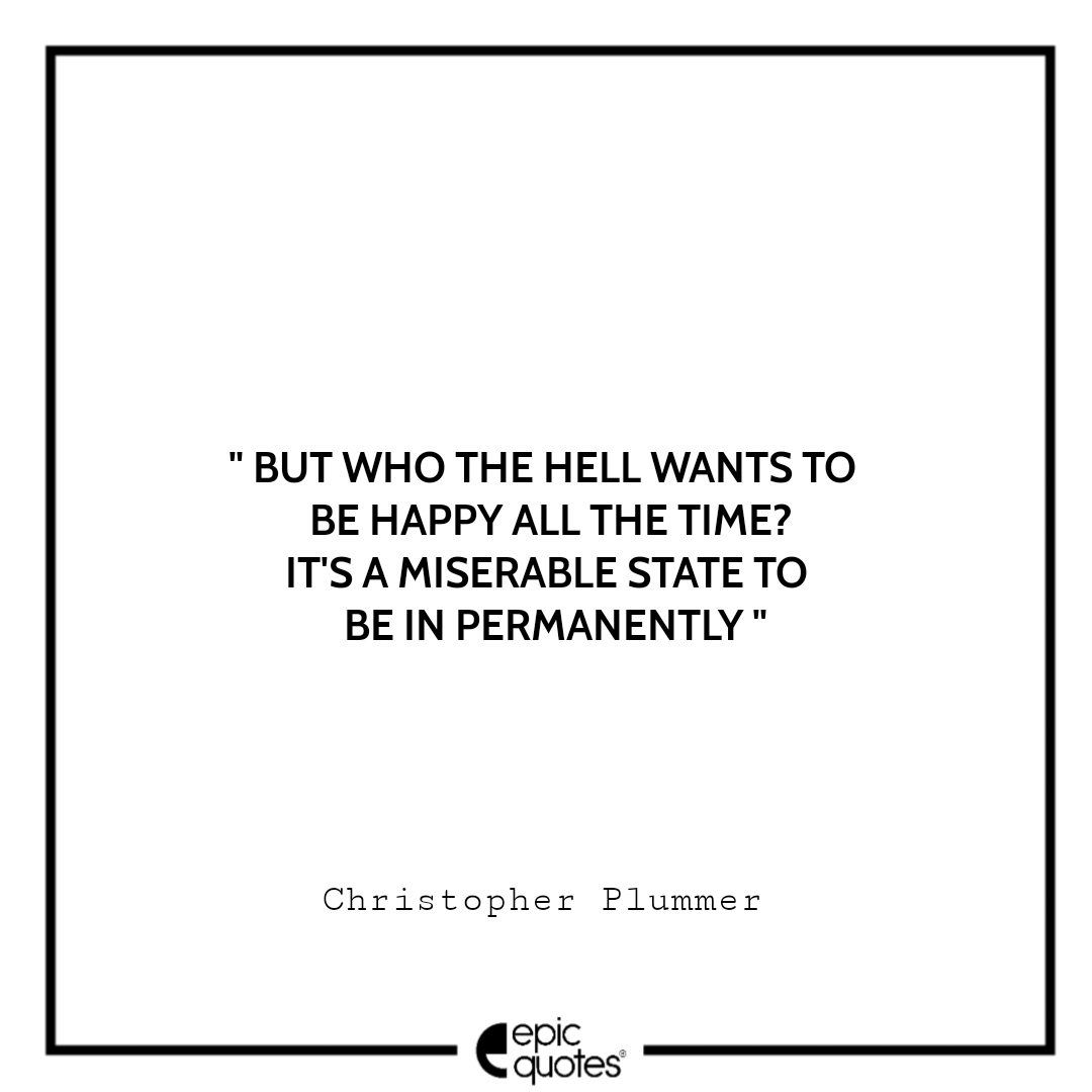 Best quotes by Christopher Plummer