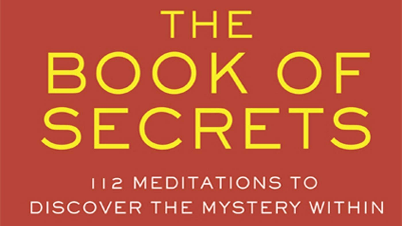 OSHO The Book Of Secrets quotes